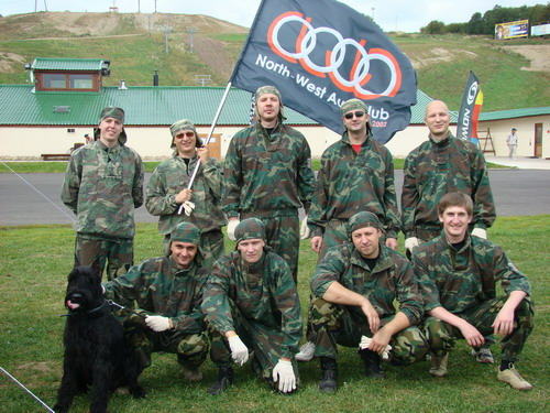NWAC Painball Team 2007